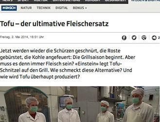 SRF.ch, 2. Mai 2014