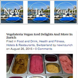 Vegelateria Vegan Iced Delights And More In Zurich, August 26, 2015