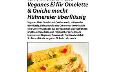 Gastro-Anzeiger für die gesamte Gastronomie in der Schweiz, Ausgabe Nr. 4, März 2018